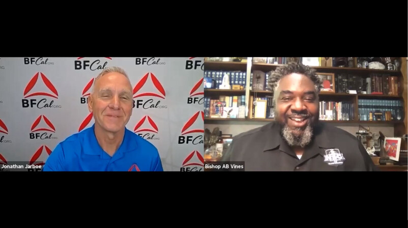Leadership Conversation with A.B. Vines