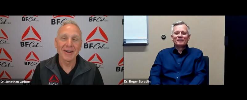 Leadership Conversation with Dr. Roger Spradlin