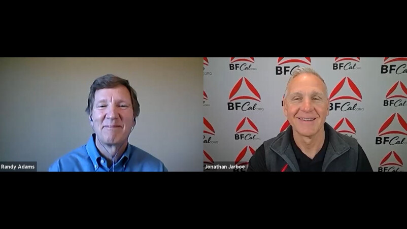 BFC Leadership Conversation: SBC Presidential Nominee Series with Randy Adams